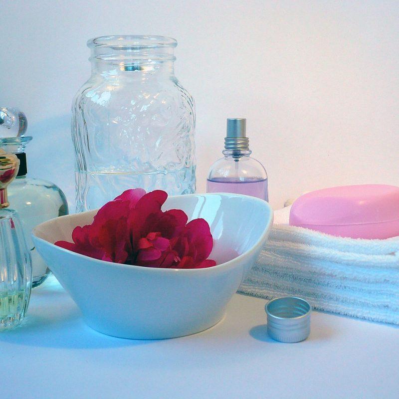 Arya bath materials