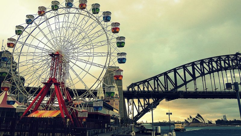 Get chance to go giant wheel on event