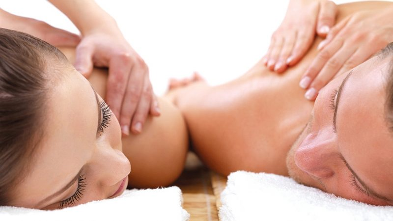 You're going to enjoy massage