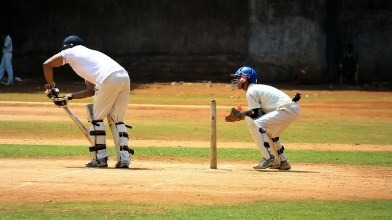 Batsman got out due to wicket keeper