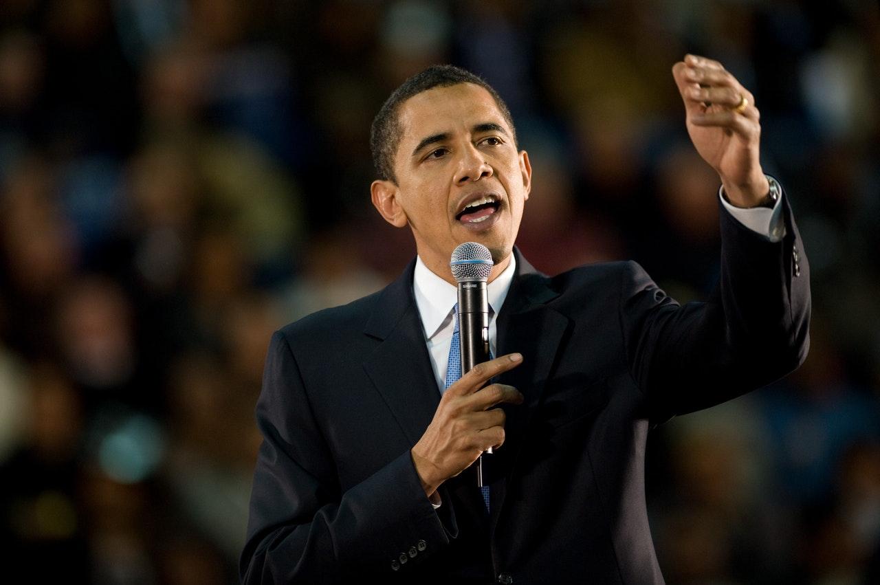 Obama's speech made scared