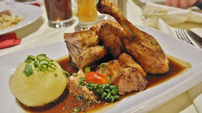 Chicken roast on KFC is best in world
