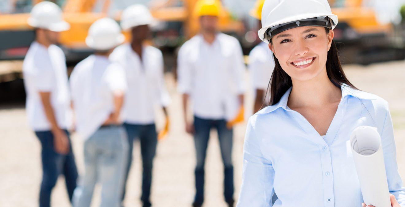 Construction of buildings leads profit