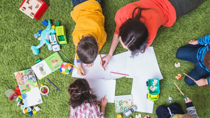 Children time to make something