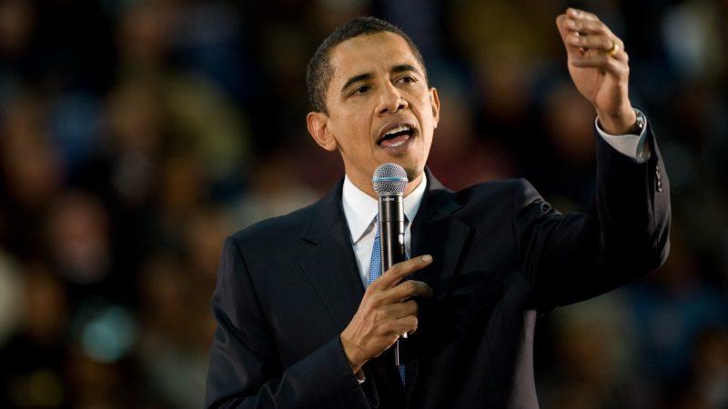 Obama's speech made cry