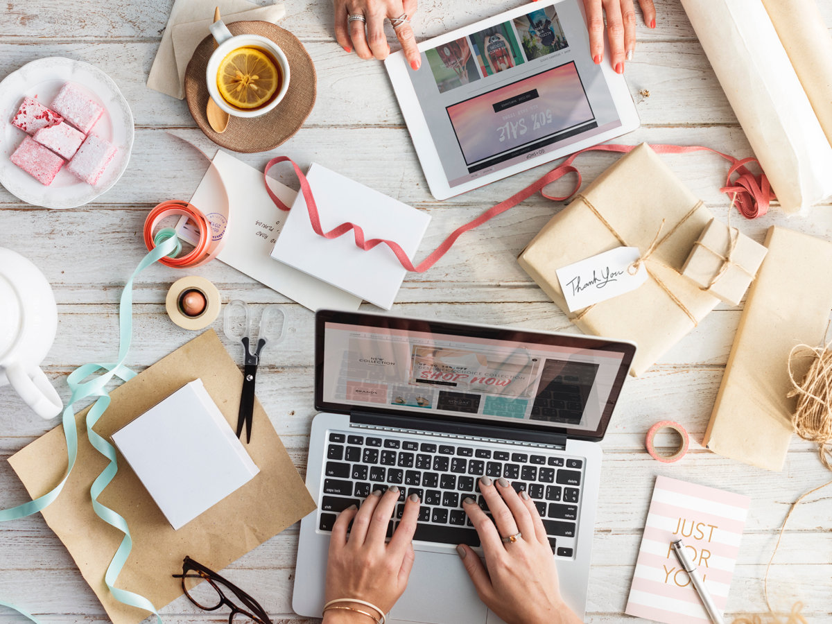 Online sale is now global market trending
