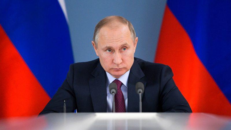 Putin is making intelligent agents