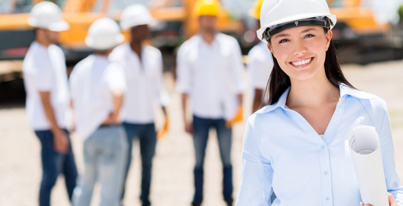 Construction of buildings makes profit