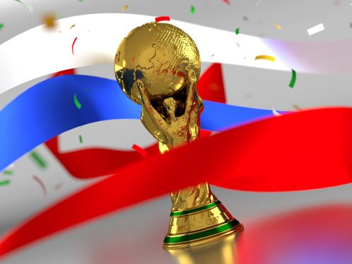 World cup is coming on next 2022 year