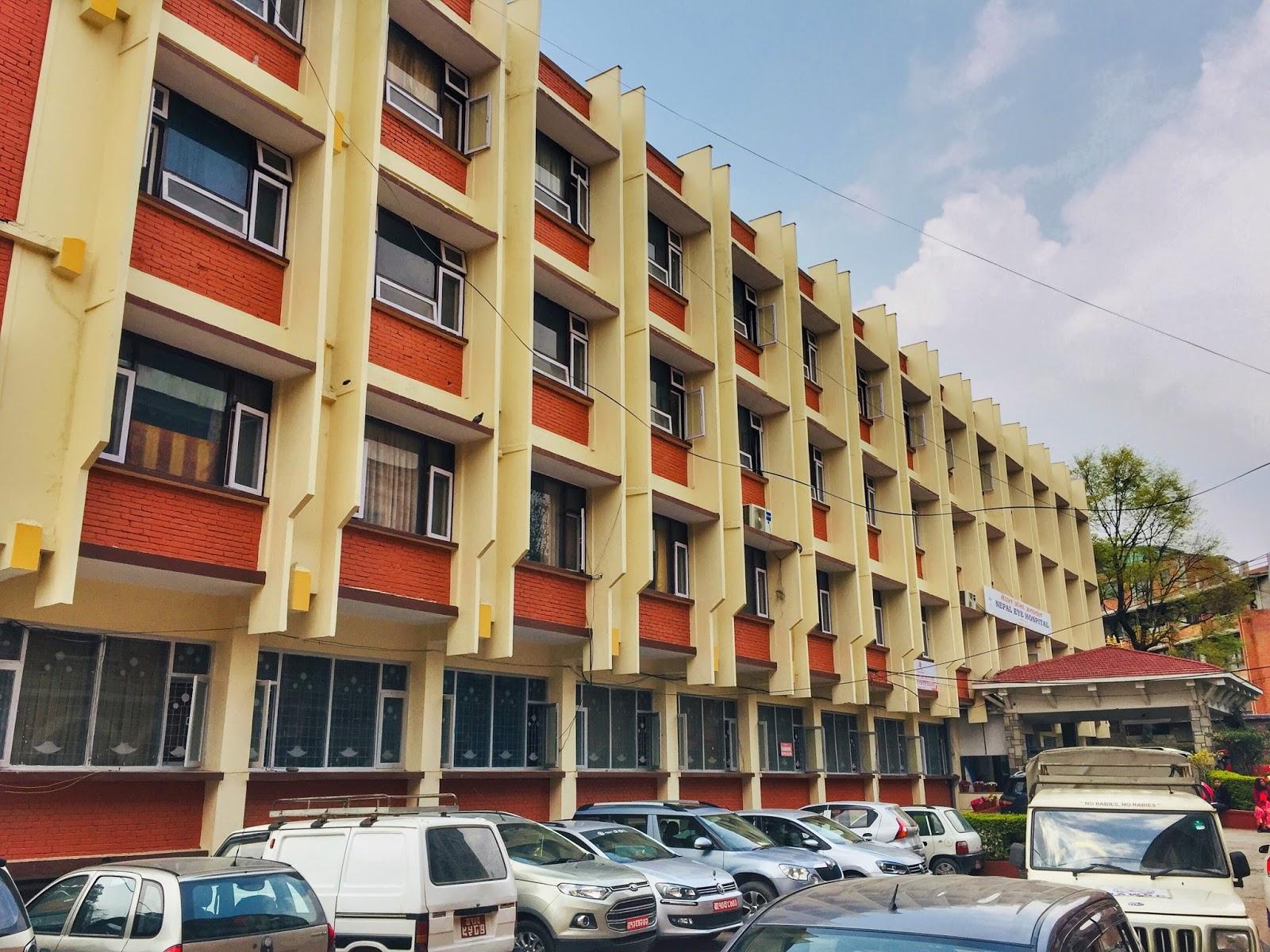 वीर अस्पतालको शल्यक्रिया भवन बन्दै