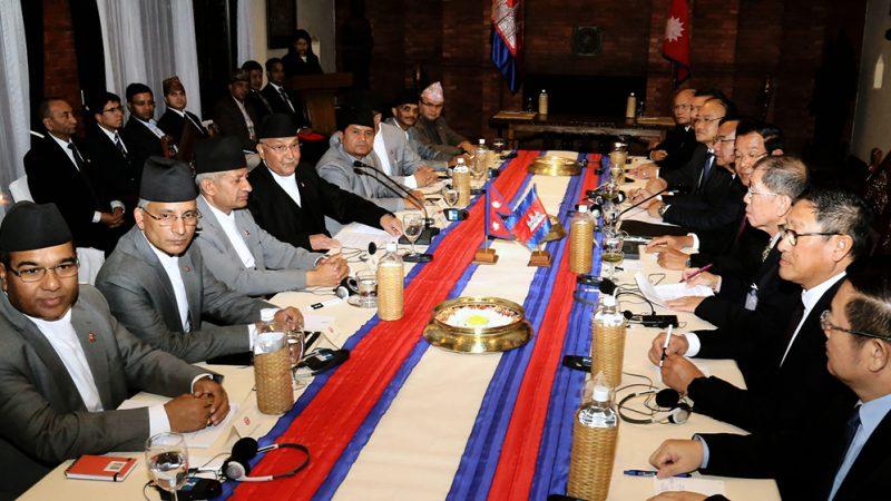 नेपाल र कम्बोडियाबीच हवाई सम्झौता