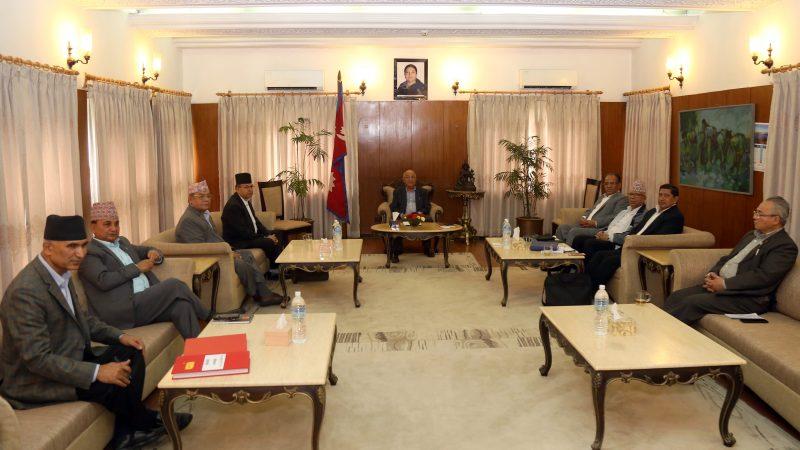 नेकपा सचिवालय बैठक : प्रदेश कमिटी सदस्यको नाम टुङ्गो लाग्यो