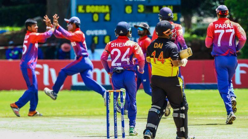 माघमा टी–ट्वान्टी क्रिकेट प्रतियोगिता हुने ठाउँहरू
