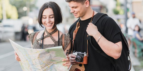 Get your own map before travelling these places