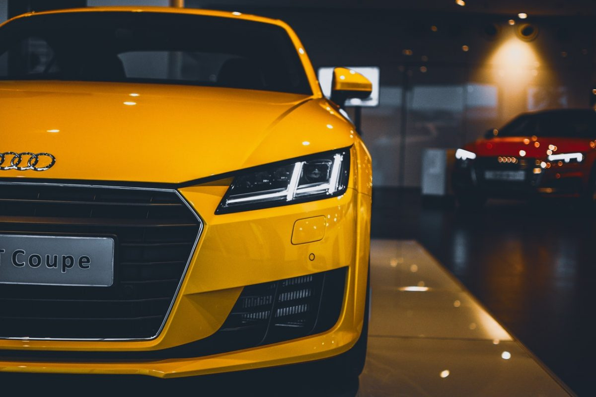 If you like yellow, this might be perfect