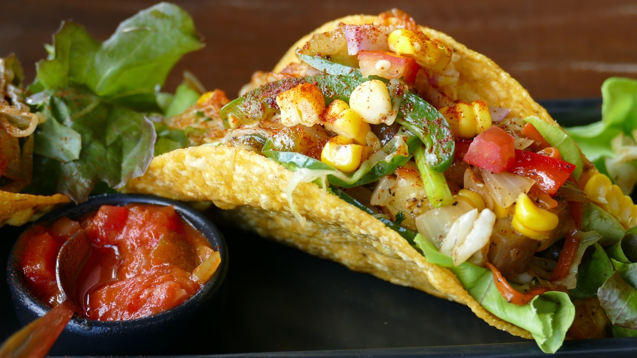 Mexican food items are more spicy than others
