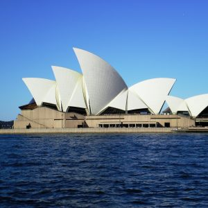 Sydney has best architecture near sea