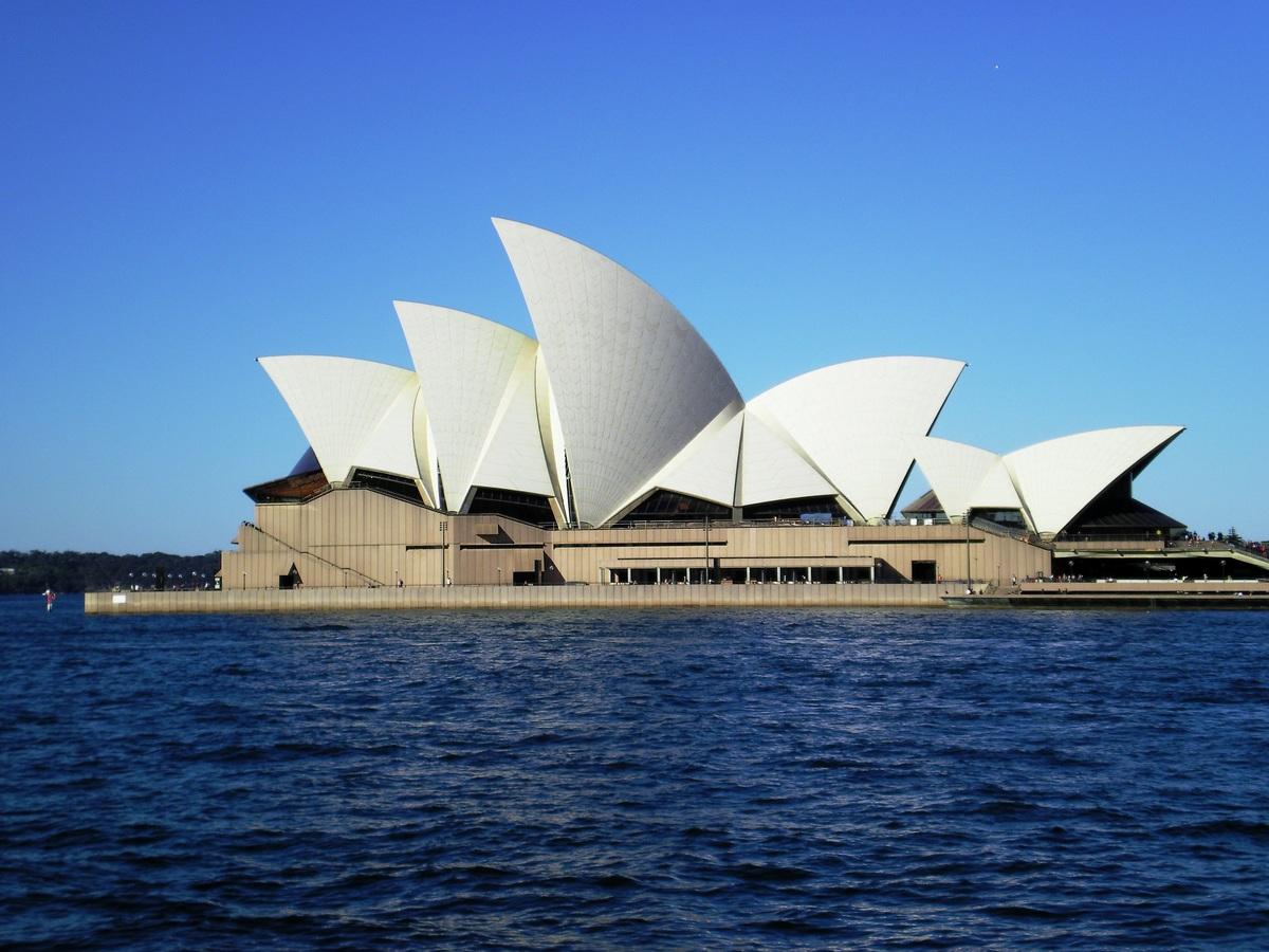 Sydney has best architecture near sea