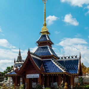 Holy places to visit in the Thailand