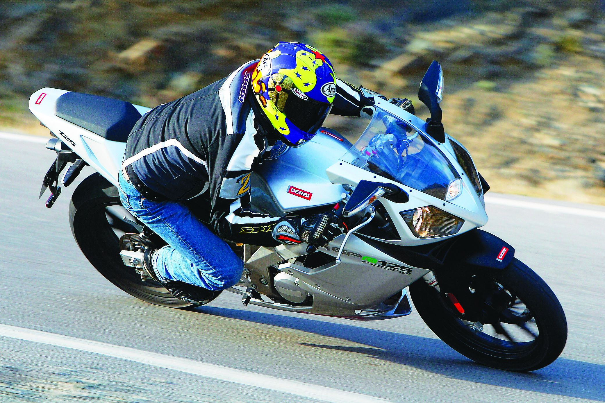 It's a racing series bike & has great performance