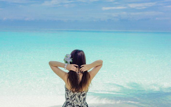 Loving the blue ocean is better