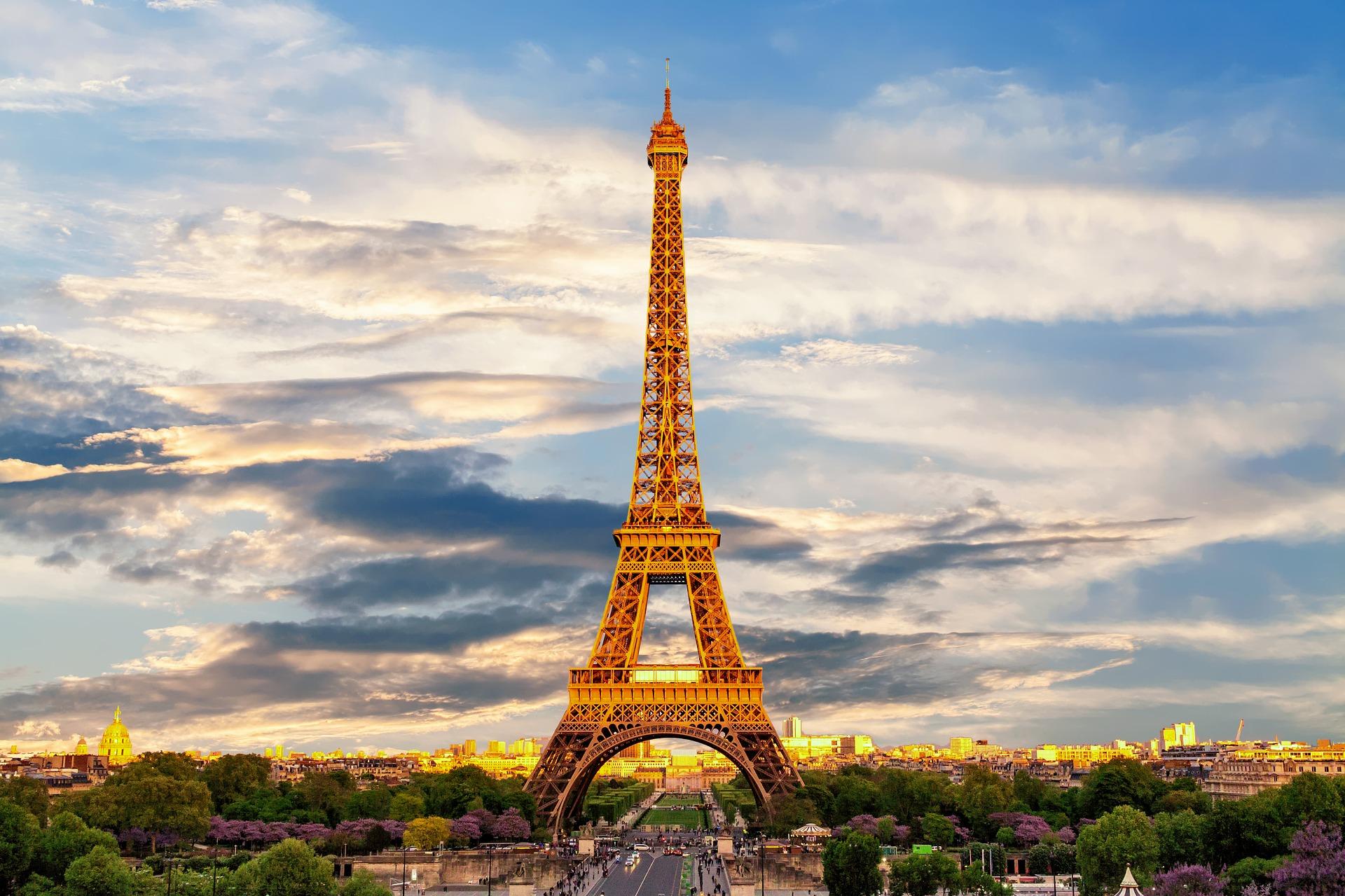 Paris is amazing for visit and make memories