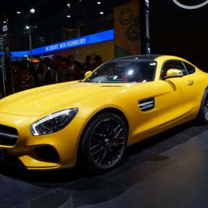Check this yellow super car, new innovation of 2018