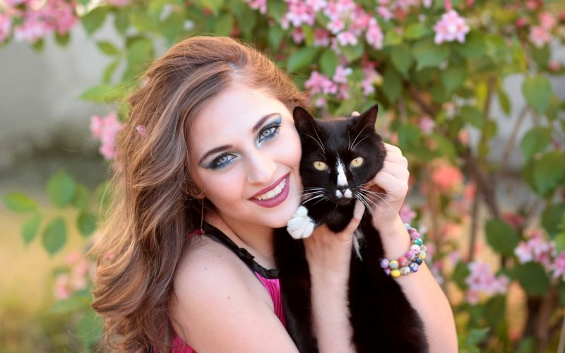 Fall In Love With Cat