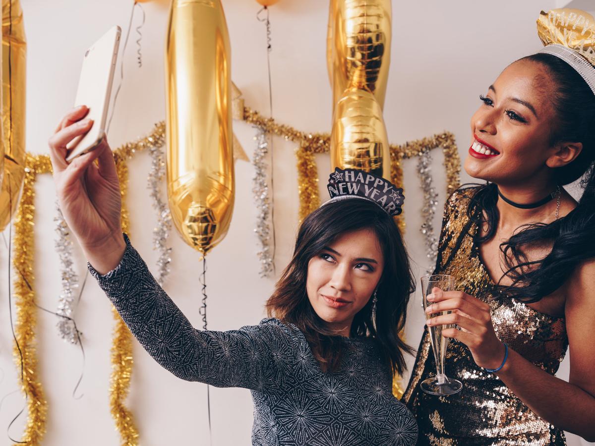 Celebrity Free Selfies